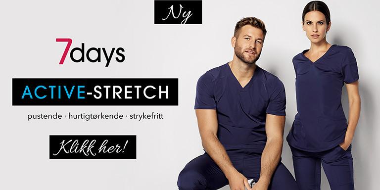 Arbeidsklaer Active-Stretch Praxis 7days