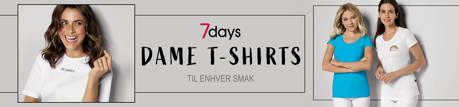 Arbeidsklaer dame t-shirts Praxis 7days