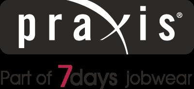 Logo Praxis/7days jobwear